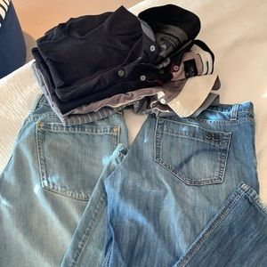 MENS CLOTHING LOT